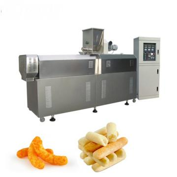 Full Automatic Instant Breakfast Cereals Corn Flakes Snack Food Making Machine/Machinery