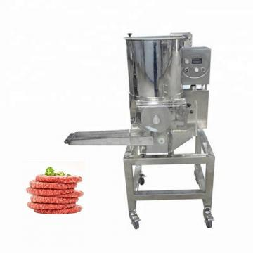 Automatic Commercial Hamburger Press Mold Patty Forming Machine