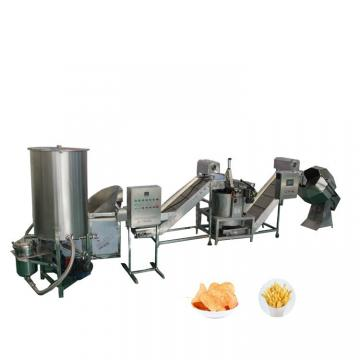 Industrial Continuous Automatic Potato Chips French Fries Frying Food Machinery