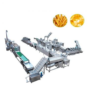 Fully Automatic French Fries Chips Potato Cutting Machine Factory Price