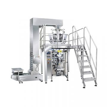 Premade Bag Packing Machine with Weight Checker and Metal Detector