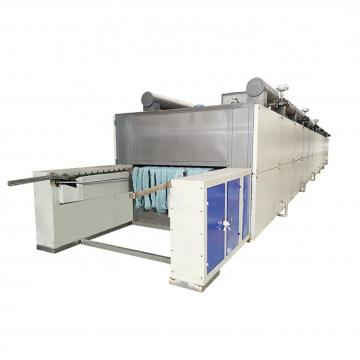 China Professional Silica Sand Drum Dryer In Single Channel Continuous